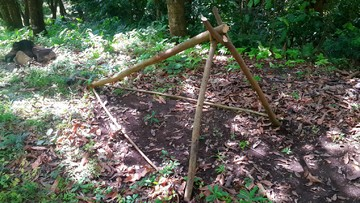 Build a simple shelter 2