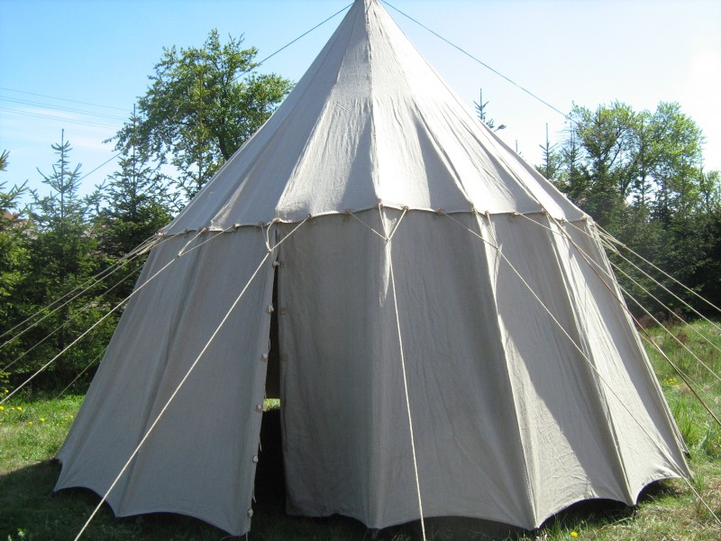 Camping Tent 2