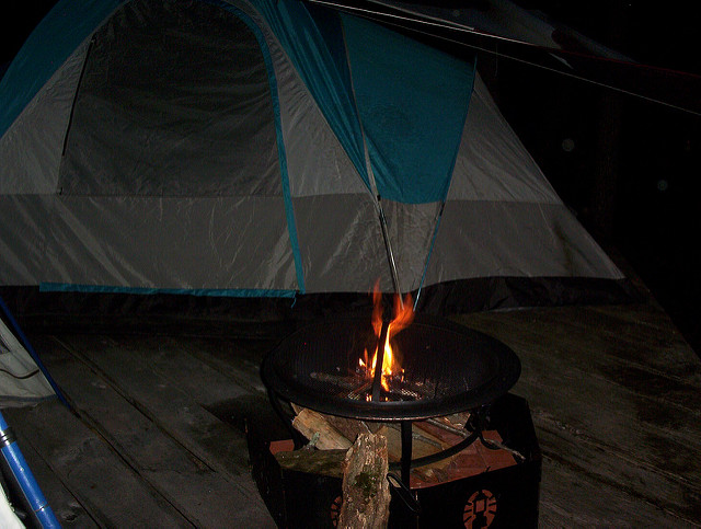 Common Camping Mistakes 5