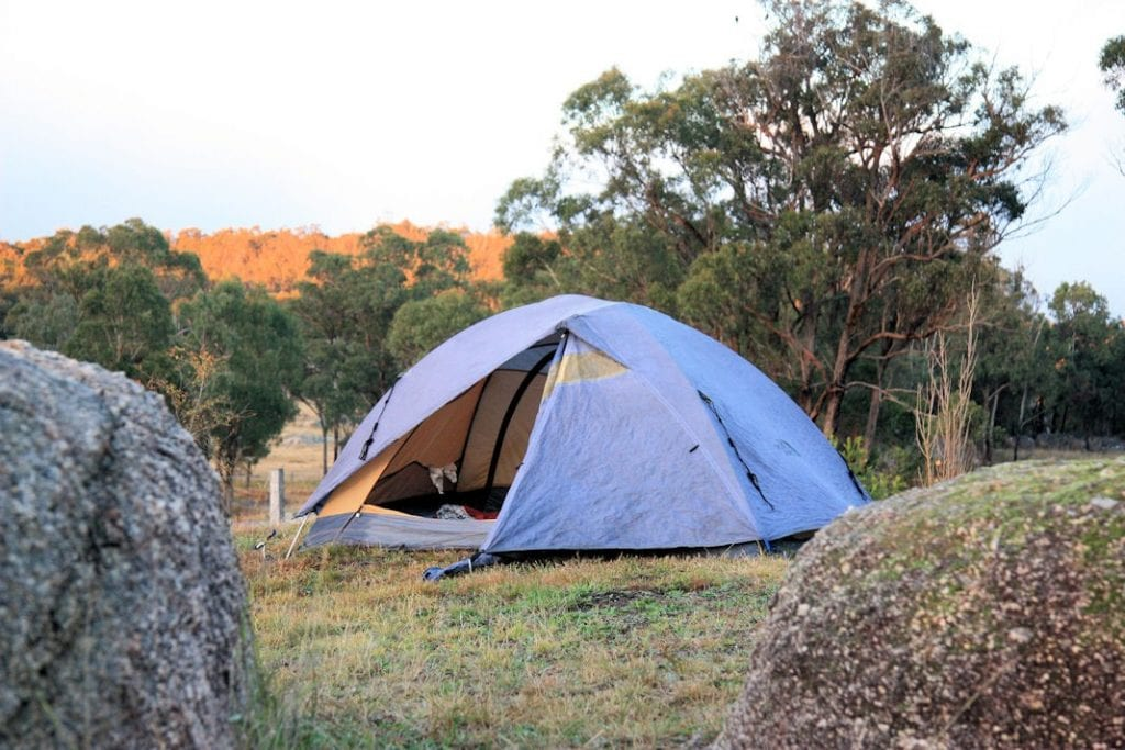 Mountain Camping 1