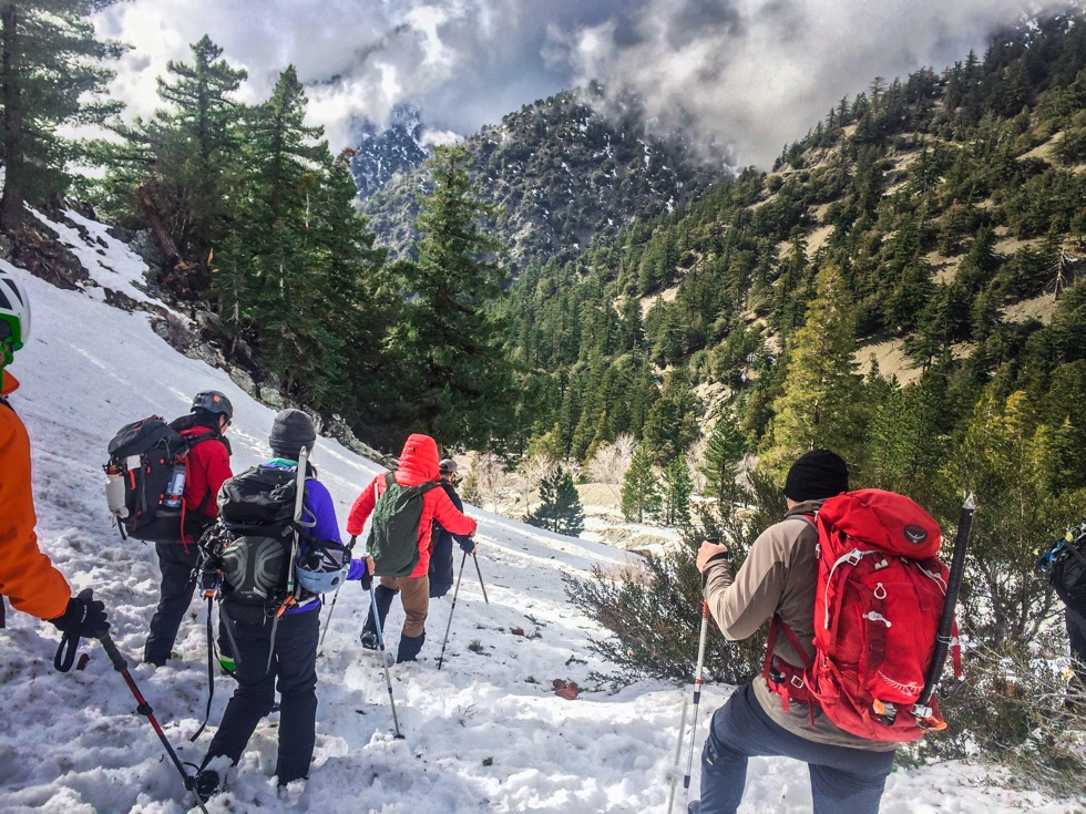 REI Mountaineering Skills