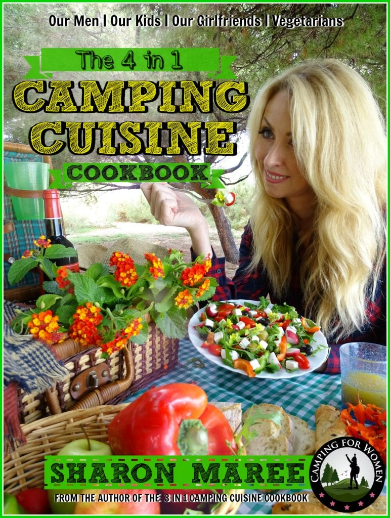 4 in 1 Camping Cuisine Cookbook