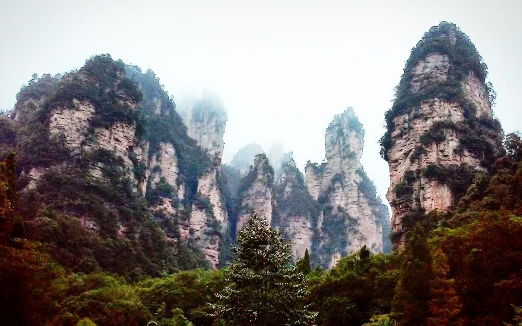 Zhangjiajie 10