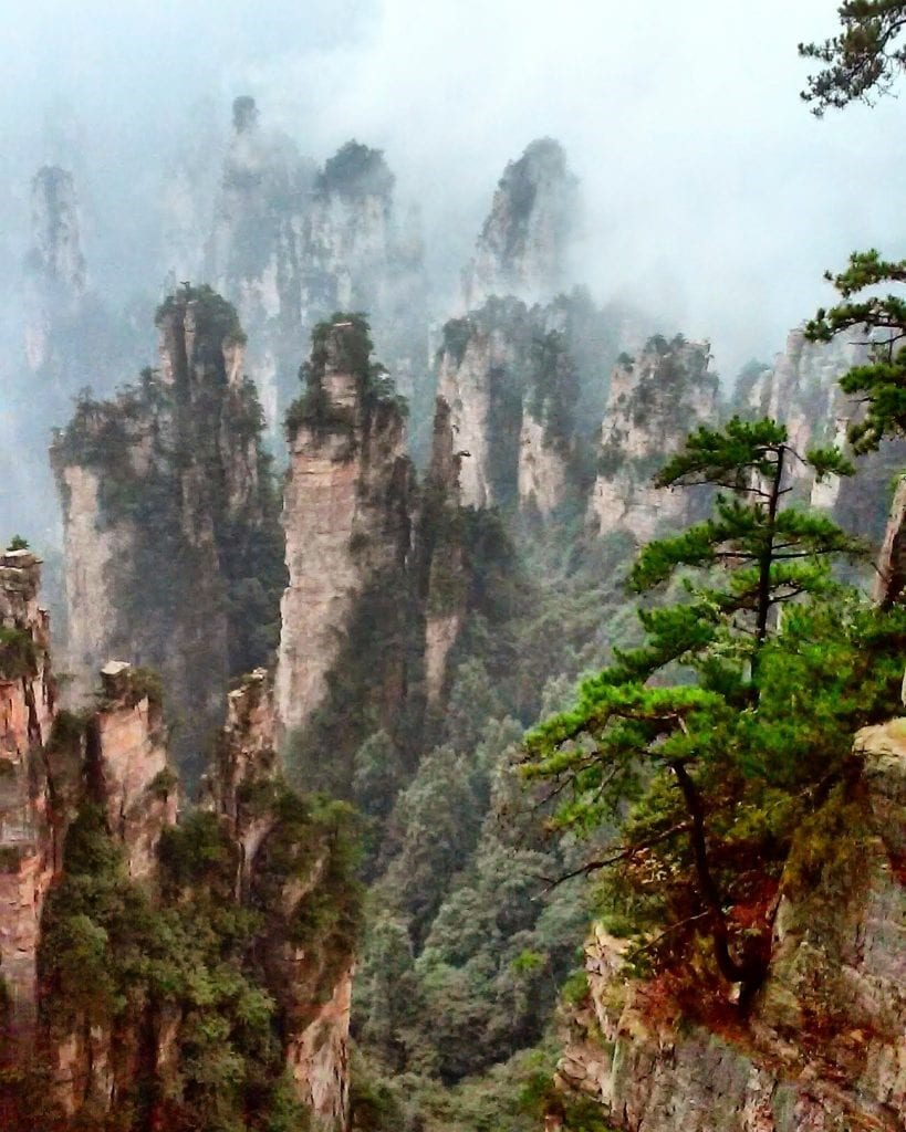 Zhangjiajie 9