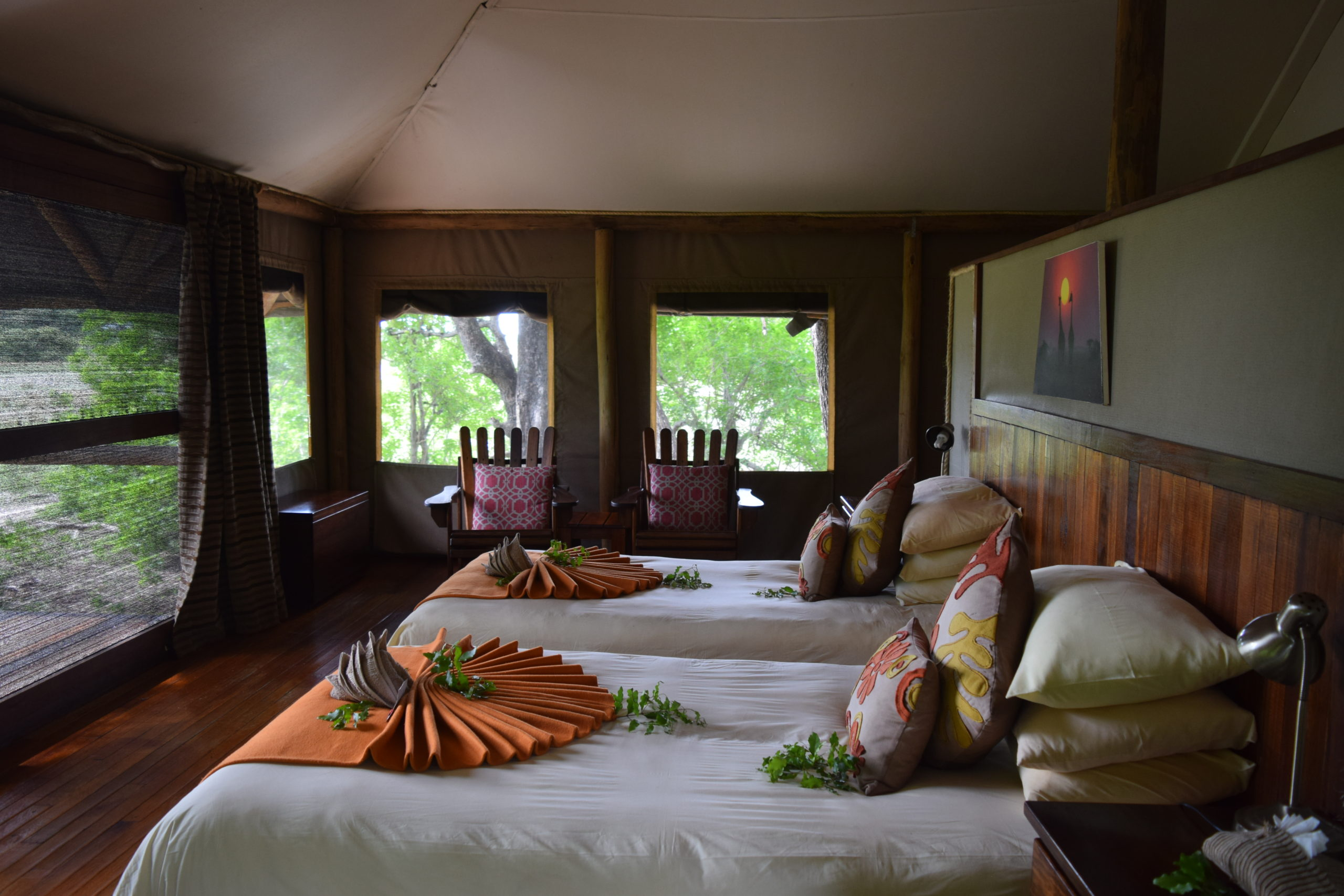 glamping in africa 7
