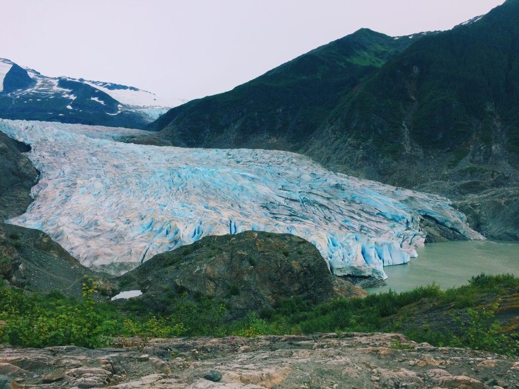 Mendenhall Glacier 4
