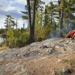 Backcountry Camping 1