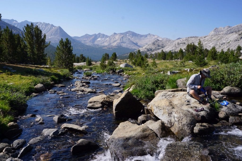 The John Muir Trail 9