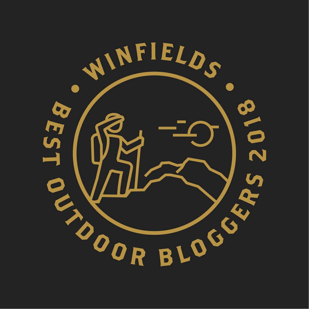 Winfields Best Outdoor, Walking, Hiking and Camping Bloggers for 2018
