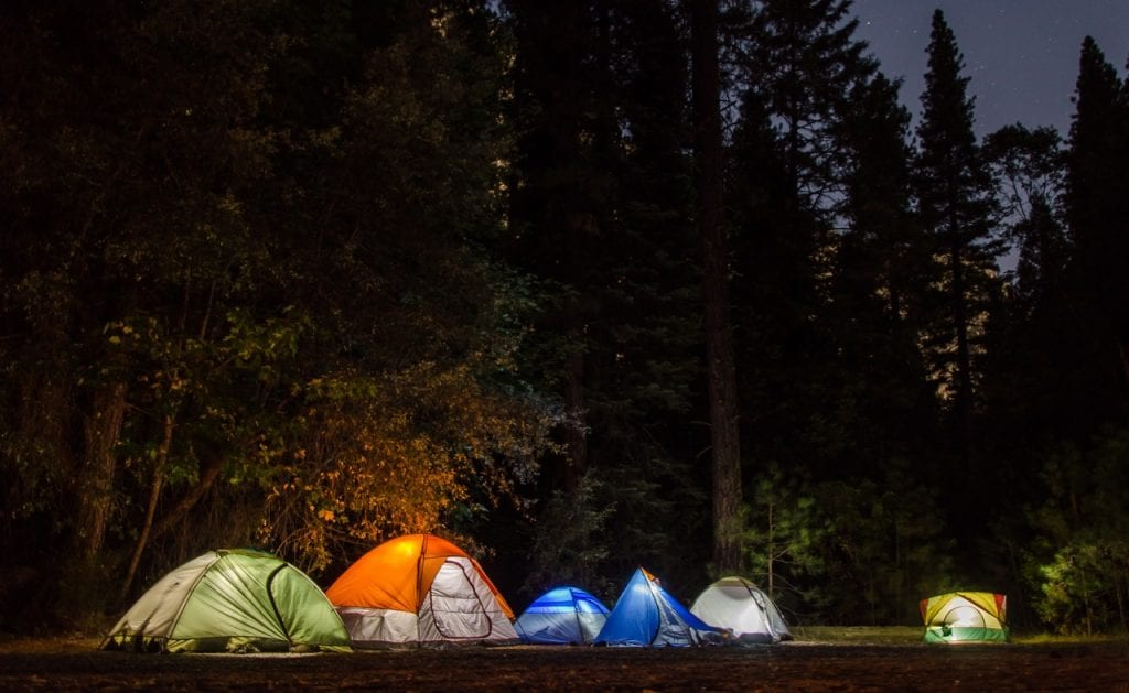 5 Great Ways to Get Your Children to Sleep Easily While Camping 7