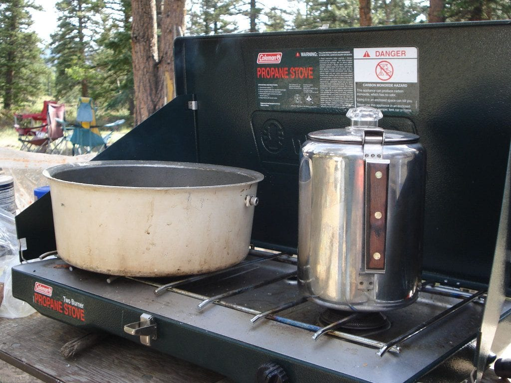 How to choose and use a camp stove 2 - photo by Brian Gautreau