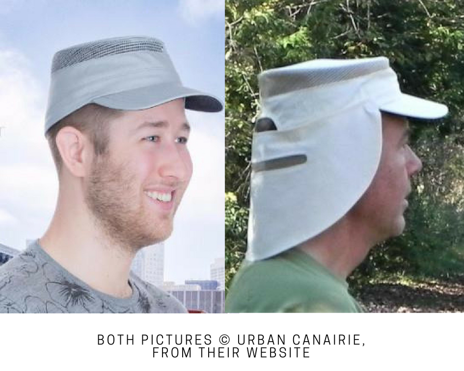 Dear Natalie: Try the Urban Canairie Hat 1