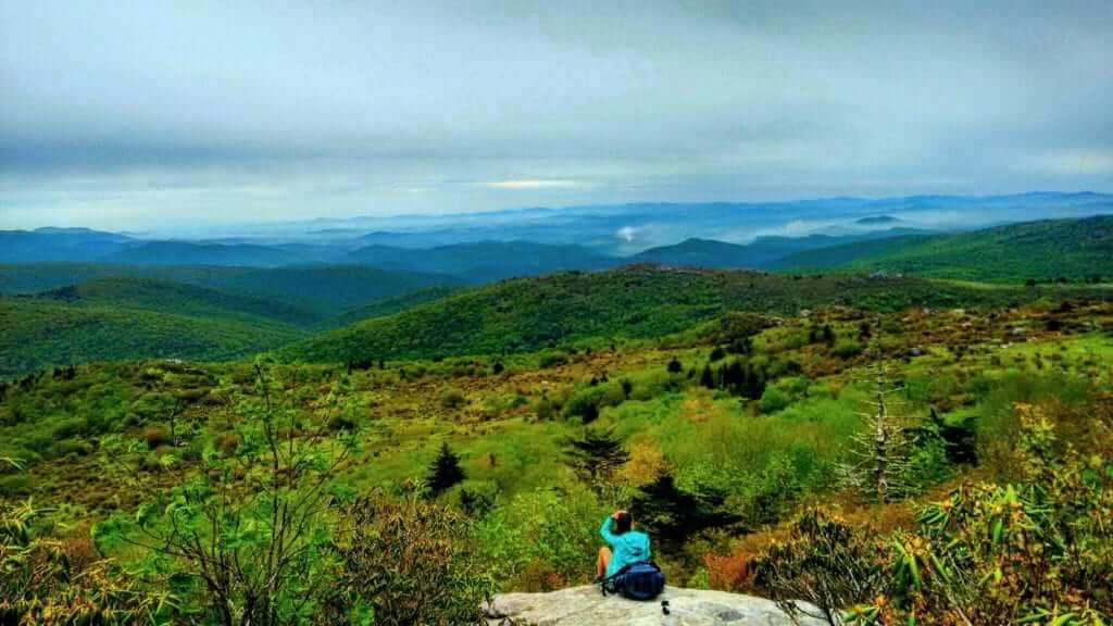 Exploring Mount Rogers 1