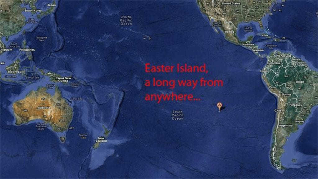 The natural beauty of Easter Island 2