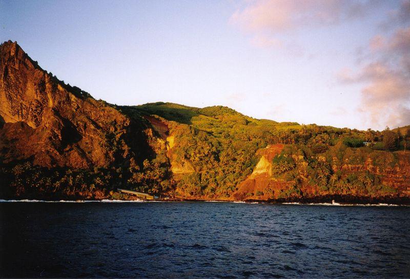 The Natural Beauty of Pitciarn Island 9