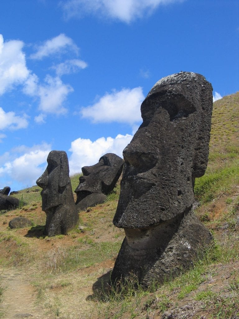 The natural beauty of Easter Island 4