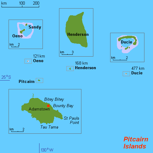 The Natural Beauty of Pitcairn Island 2