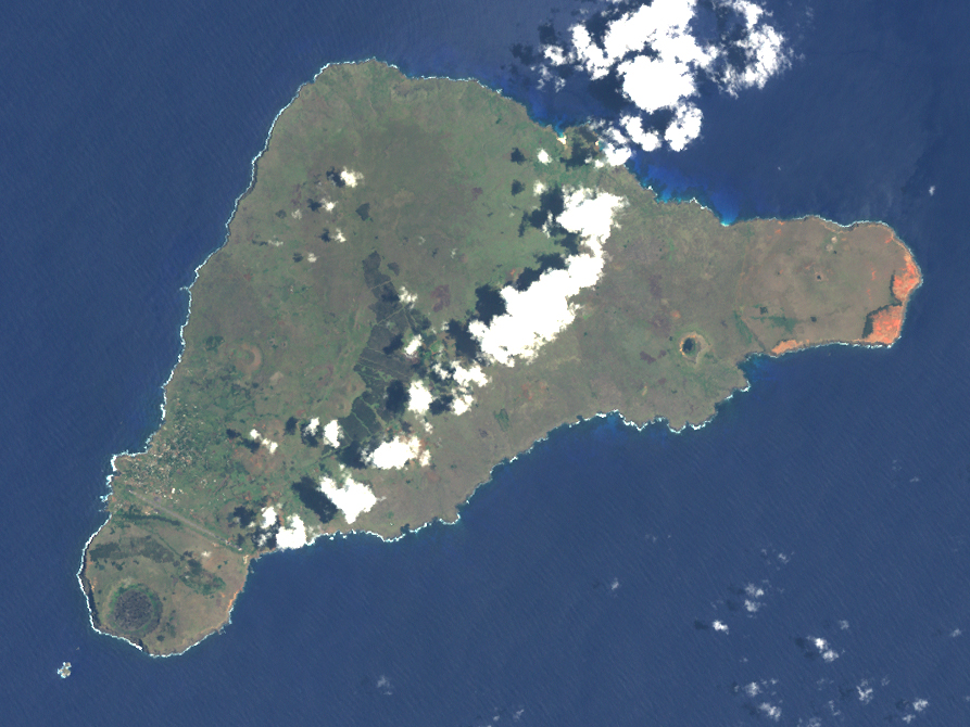 The natural beauty of Easter Island 3