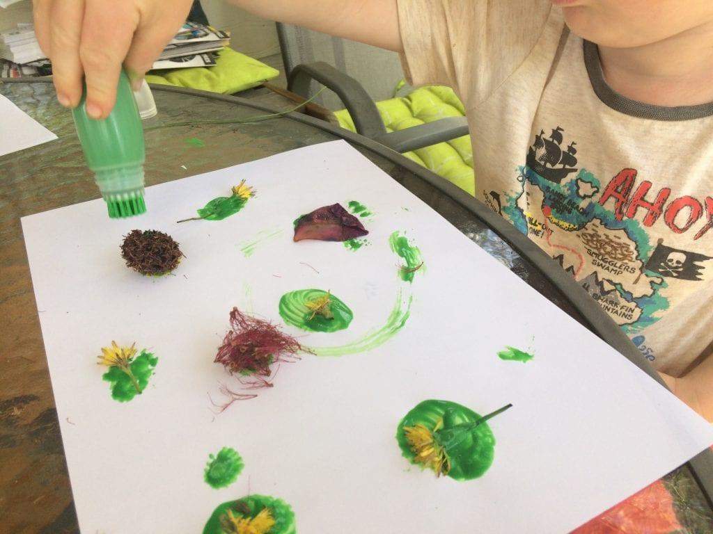 10 nature craft ideas 5