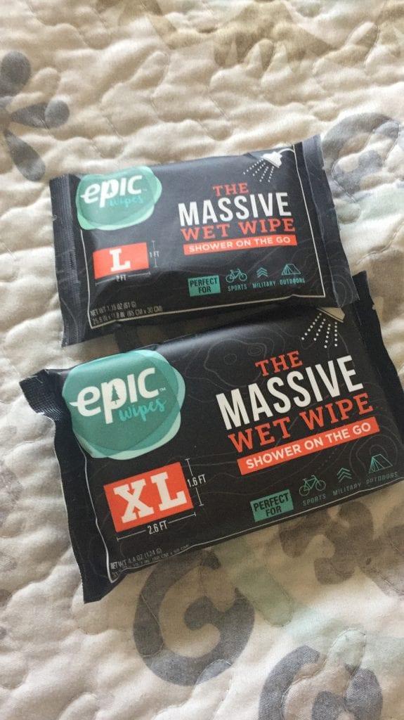 Epic Wipes 3