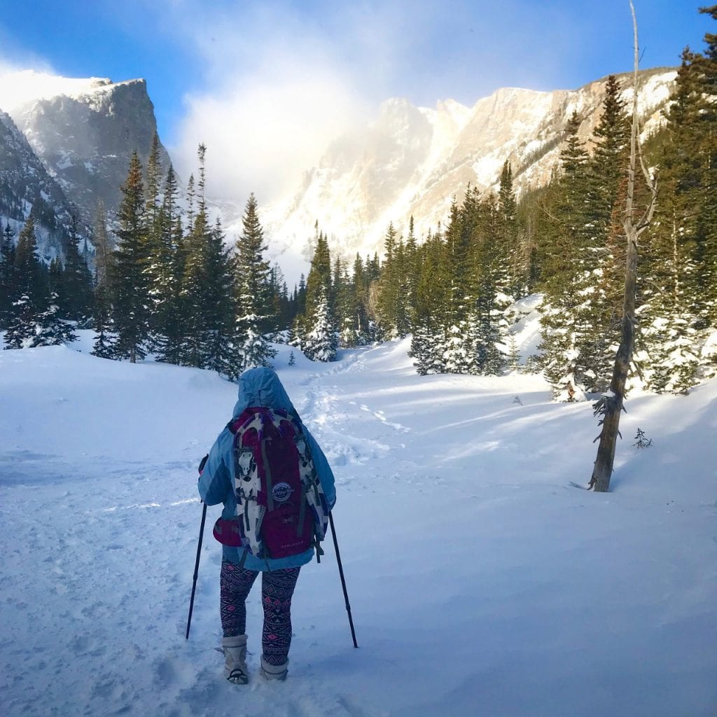 5 Reasons to Keep Hiking in the Winter 3