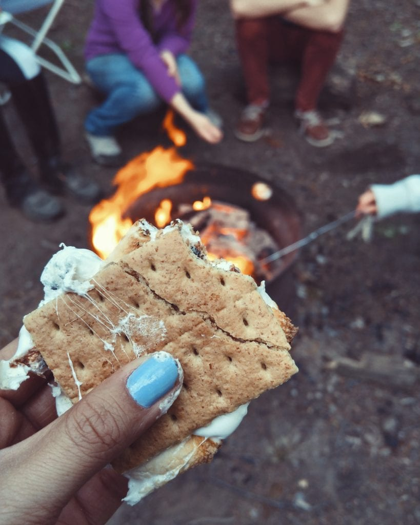 Camping Bachelorette Party 4