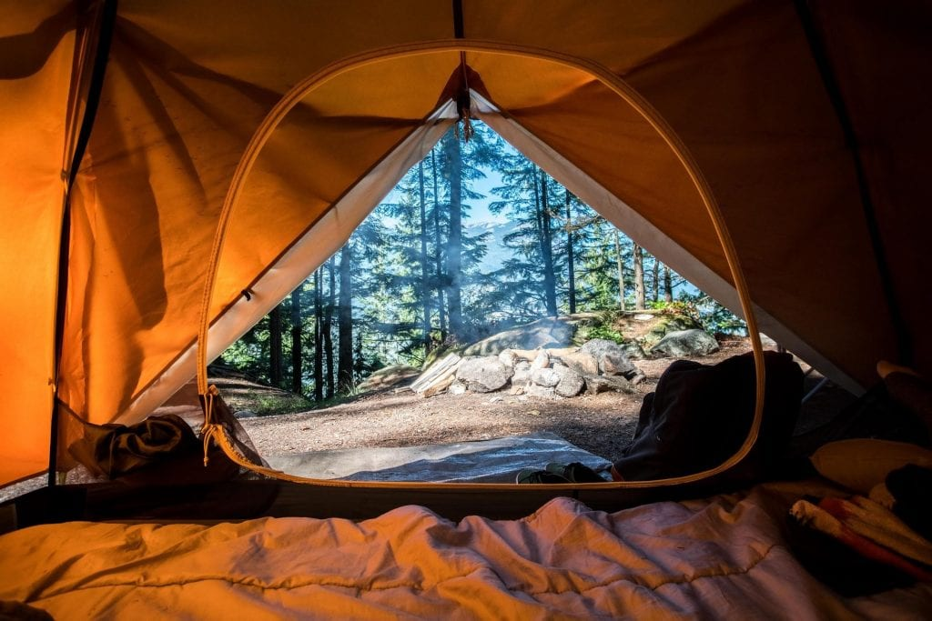 Camping and Being Outdoors For a Fast Medical Recovery 1