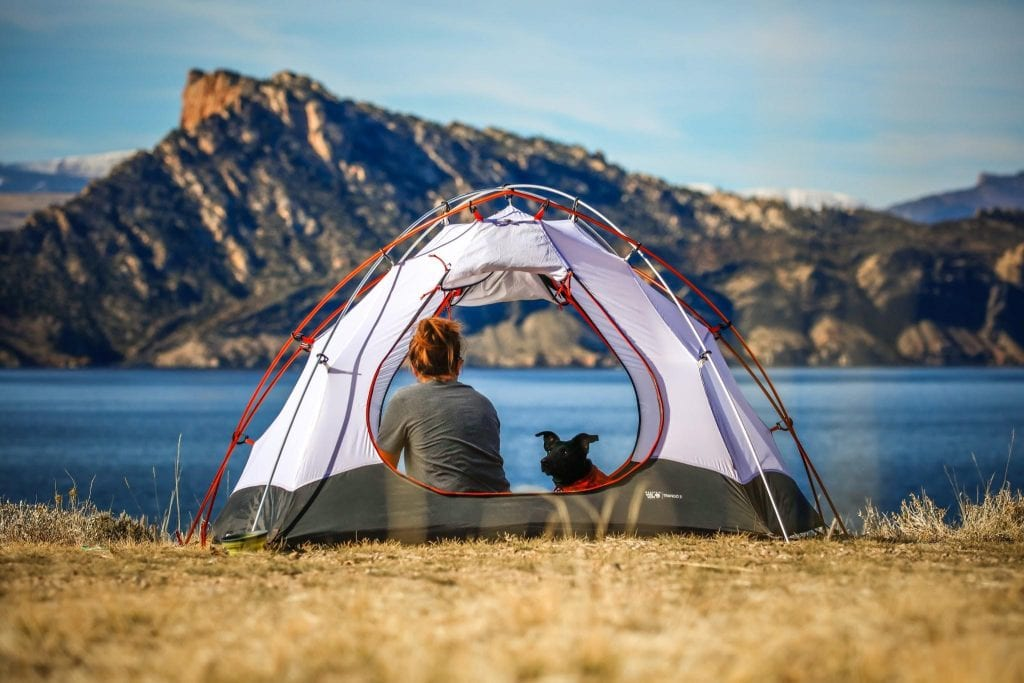 Camping and Being Outdoors For a Fast Medical Recovery 2