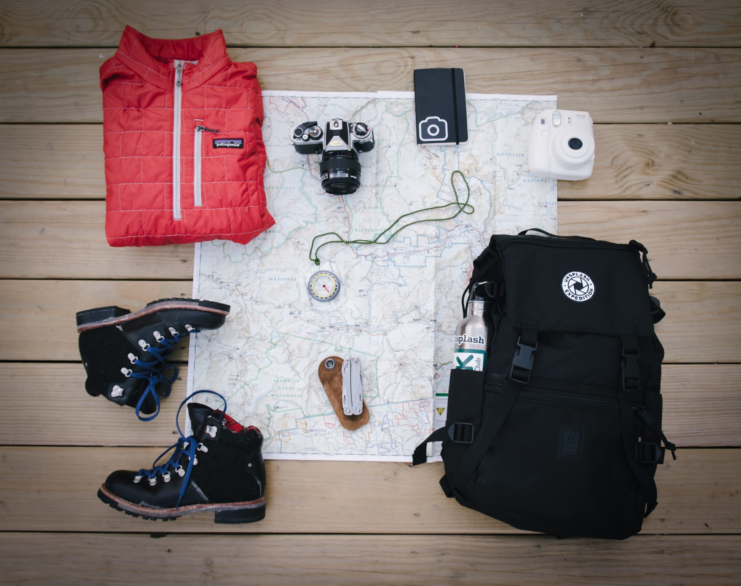 Image result for Footwear and Clothing camping